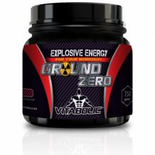 Photo Ground Zero 750g (pre-workout supplement megadosed)