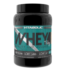 Photo Whey Trilogy 900g (hydrolyzed-isolated-whey concentrate)