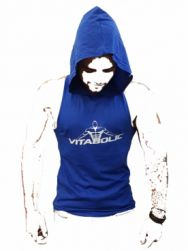 Photo Hooded tank top