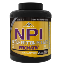 Photo NPI Pronativ® low lactose 2 Kg with Stevia